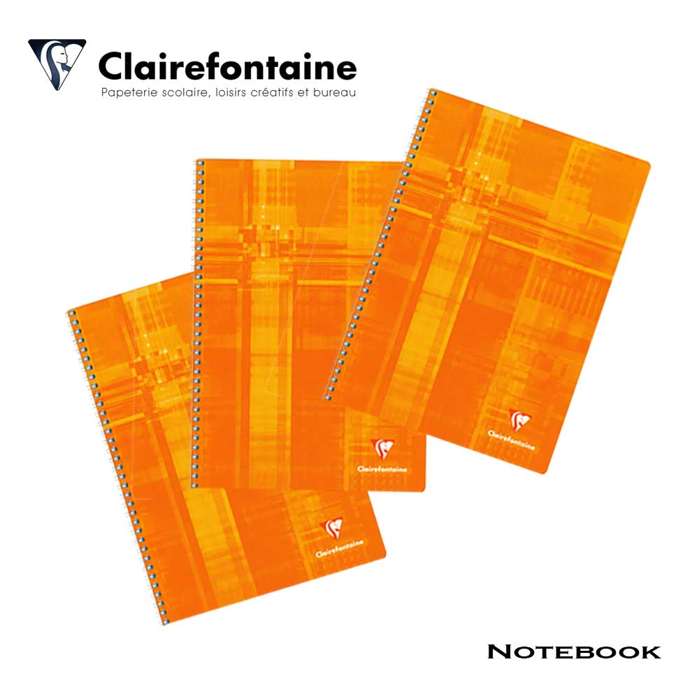 clairefontaine note book.