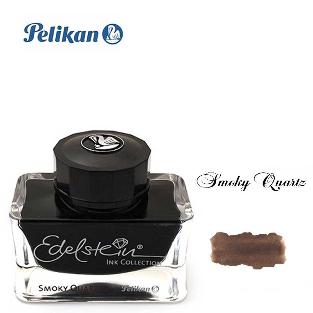 Edelstein's Ink Smoky-Quartz by Pelikan
