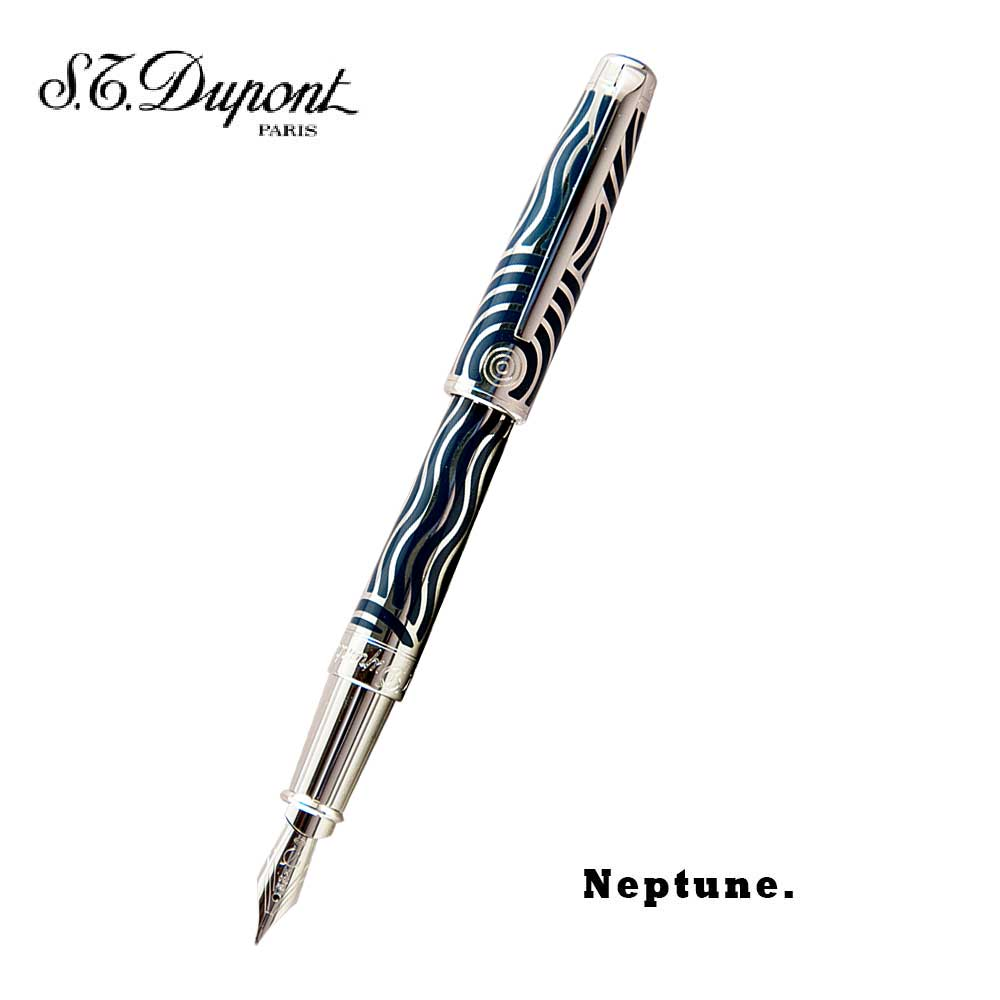 Dupont Neptune Fountain Pen