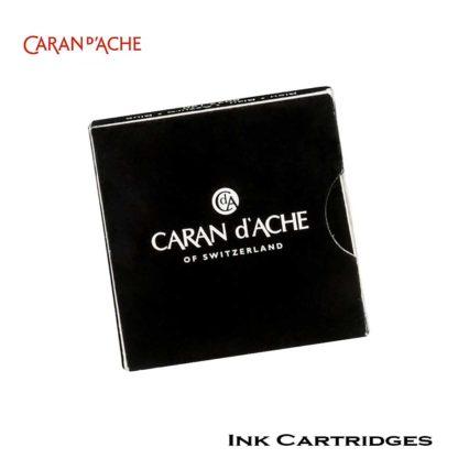 Caran d'Ache Ink Cartridges