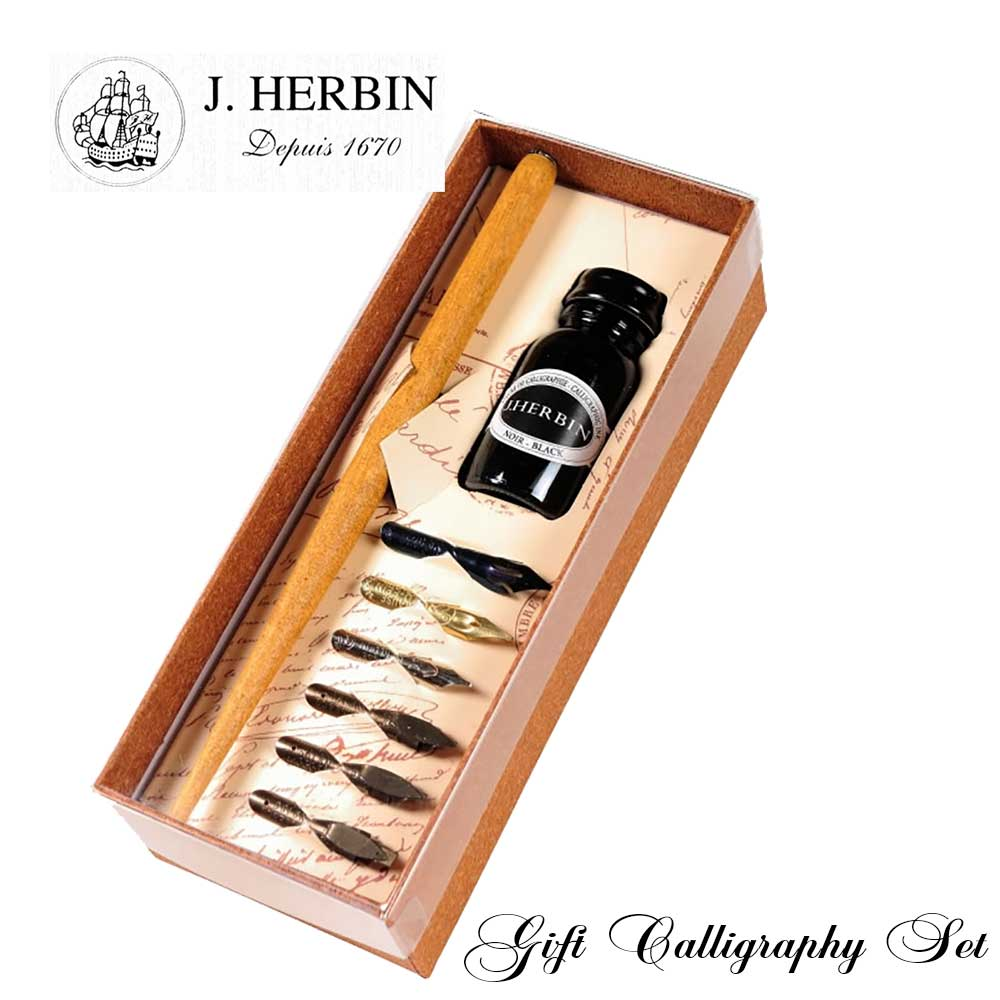 Brause calligraphy starter kit ready to ship from